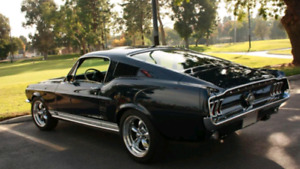 WANTED NOW MUSTANG FASTBACK AND DODGE CHARGER 1965-1970