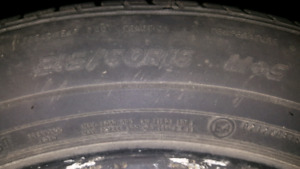 COOPER ALL SEASON TIRES FOR SALE! 215 60/R16 TIRES