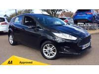 2016 Ford Fiesta 1.0 EcoBoost Zetec Powershift Automatic Petrol Hatchback