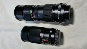 Vititar Lenses with Konica Mount