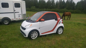 Smart Fortwo Electric Drive Flashlight Edition 2016