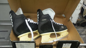 3 great set of Hockey skates. Adult and junior
