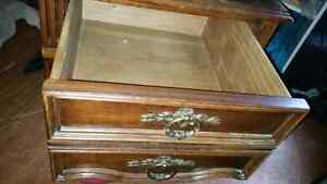 2 Authentic Thomasville bedside table's  Peterborough Peterborough Area image 2