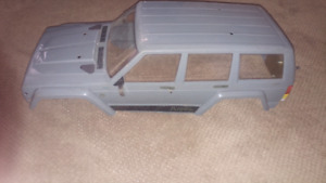 Scx10 ii jeep body used. Pickup only.
