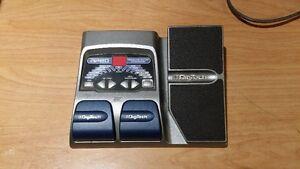 Digitech RP80 Guitar Processor