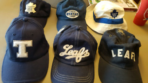 TORONTO MAPLE LEAFS HATS new condition
