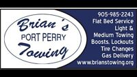 Tow Truck Operator for Port Perry / Uxbridge Area