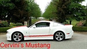 SHOW CAR** CERVINI'S MUSTANG 020,000 KMS $35 IN EXTRAS**