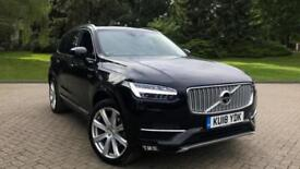 2018 Volvo XC90 2.0 D5 PowerPulse Inscription Automatic Diesel Estate