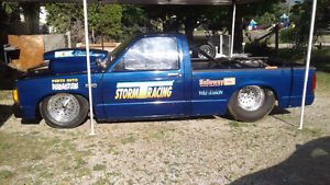 Drag race truck for sale