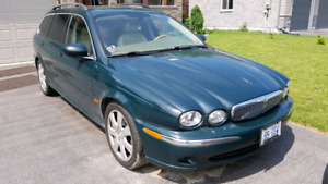 2005 Jaguar Rare X Type Wagon