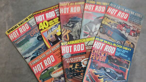 MUSTANG MONTHLY & HOT ROD MAGAZINES