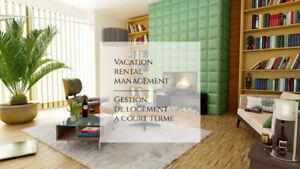Gestion airbnb Management