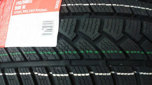 BRAND NEW WINTER & ALL SEASON TIRES FREE INSTALLATION AND BALANC