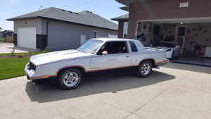 1984 HURST Oldsmobile  / Lightning rod edition