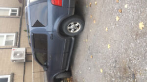 Running vehicle all is well 2500 obo