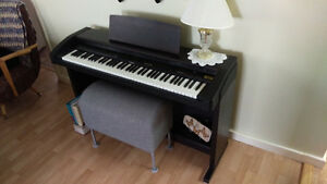 Roland Digital Piano to give away.
