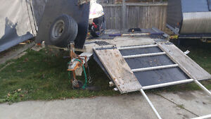 DOUBLE TRAILER drive on drive off Windsor Region Ontario image 5