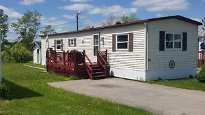 2 Bedroom Minihome....Minutes From Downtown Sussex