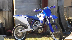 02' YZ426F.  Trade for Foreman 450