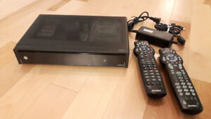 Shaw Cable Box - HD DVR comes with 2 Remote Controls