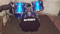 5 Piece Westbury Drum Kit