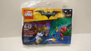 Lego Minifigure Batman Movie 30607