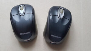 Microsoft wireless Mouse !