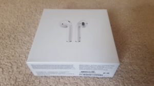 AirPods 2nd generation SuperCopy with Wireless Charging Case