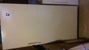 Upright Camco Freezer