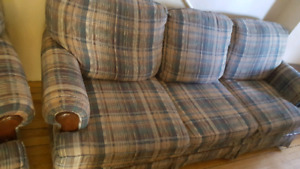 3 Piece Couch set (Couch, Loveseat, Chair)
