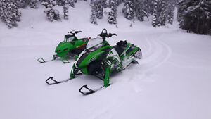 2013 F 800 Snow Pro Race Replica