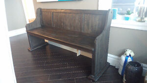 Dinning Table Bench
