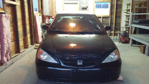 2002 Honda Civic Coupé (2 portes)