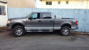 Must sell: '06 Ford F-150 SuperCrew Pickup Truck