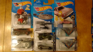 Hot Wheels Movie Collections mint on card / jamais ouvert
