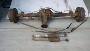 7.5 Ford rear differential