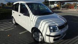 2009 Fiat Panda 1.1 Active ECO 62937 miles 1 0wner white Shrewsbury