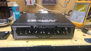 Traynor Amplificateur pour basse bass amp