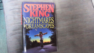 """""""Nightmares&Dreamscapes"""" by Stephen King"""