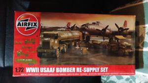 Airfix 1/72 USAAF Bomber Resupply set