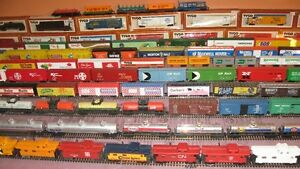 Tyco Electric Trains HO scale
