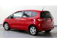 2011 Honda Jazz 1.4 i-VTEC EX Petrol red Automatic