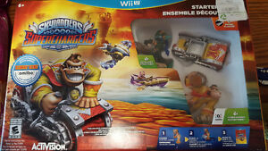 Selling brand new skylanders supercharged wii u