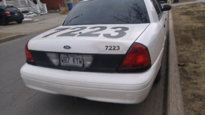 2007 CrownVictoria Police Pack