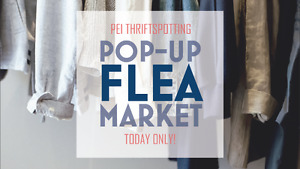 VENDORS WANTED for Indoor Flea Market