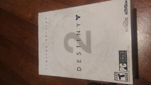 Destiny 2 Limited edition (physical only, PC)