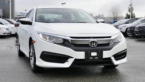 2017 Honda Civic LX Automatic