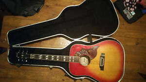 MANN 1970's Classic Acoustic Guitar! Kitchener / Waterloo Kitchener Area image 1
