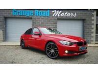 2013 63 BMW 3 SERIES 2.0 320D M PERFORMANCE KIT! FULL LEATHER DIESEL